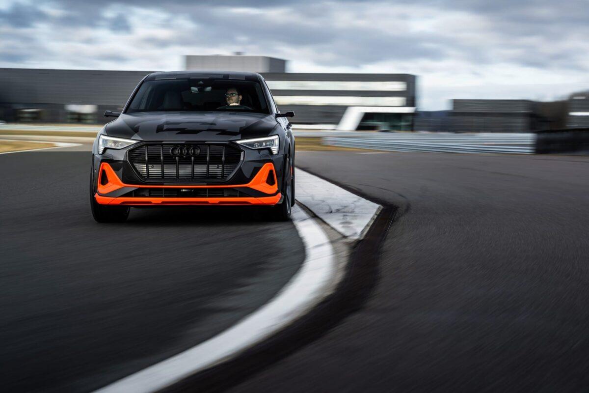 Audi e-tron S Sportback Wallpaper